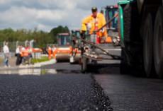 Строительство дорог в Казани