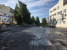 Ремонт дорог и тротуаров, асфальтирование в Казани